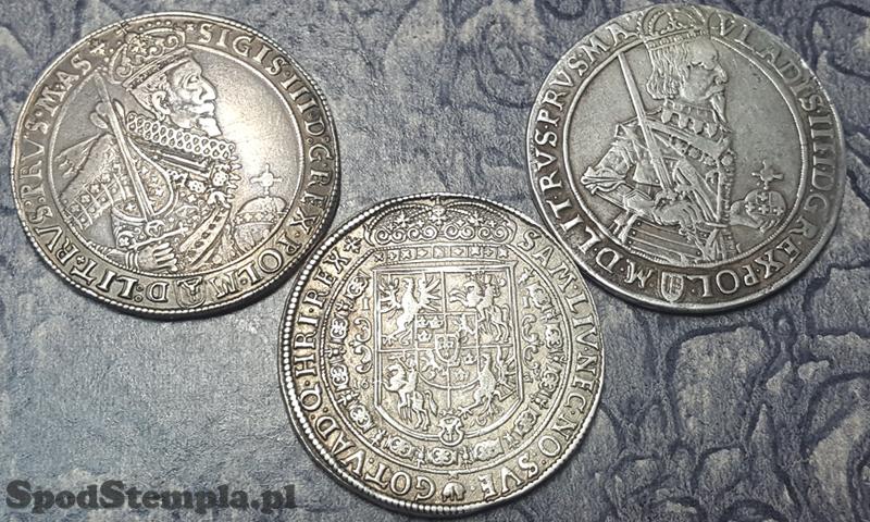 Katalogi talarów Zygmunta III i Władysława IV - Dostych