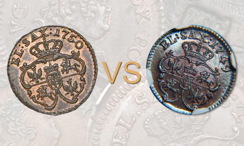 Miedziaki Augusta III Sasa