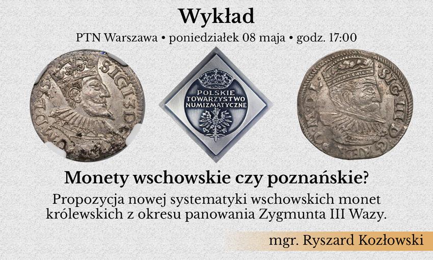 Monety wschowskie czy poznańskie