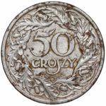 Próba 50 groszy 1938