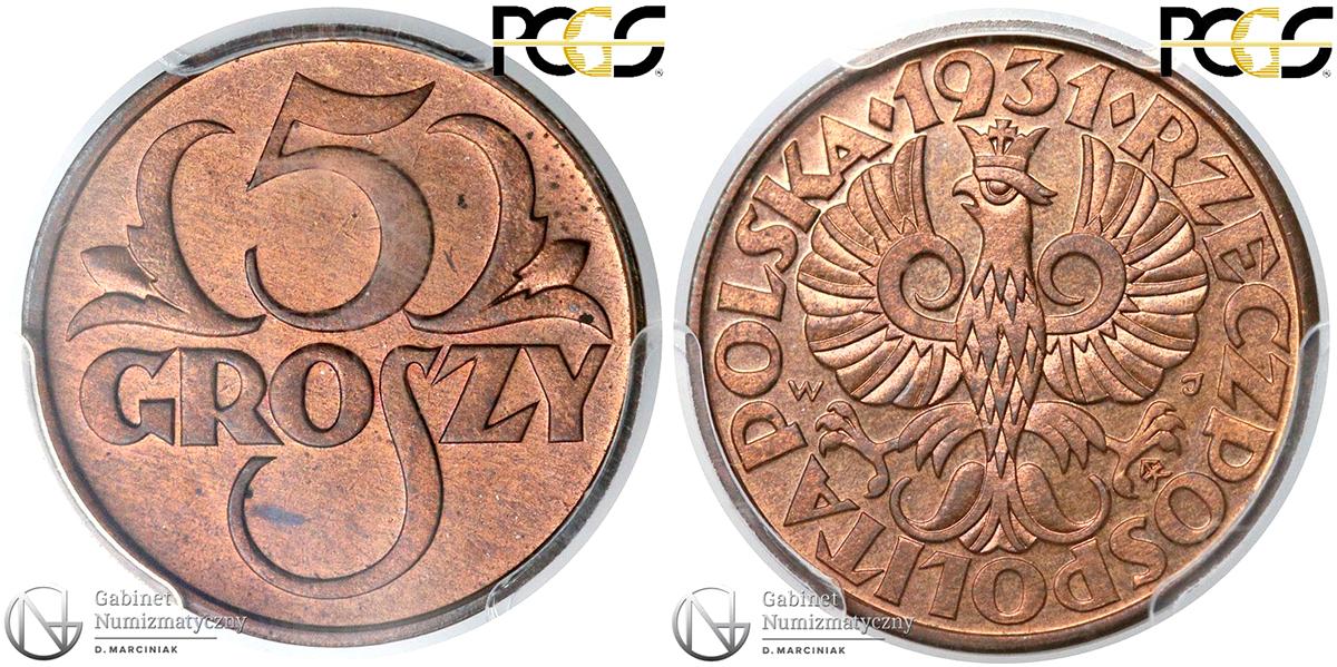 5 groszy 1925 монета 50 тенге 2006 года алтай улары