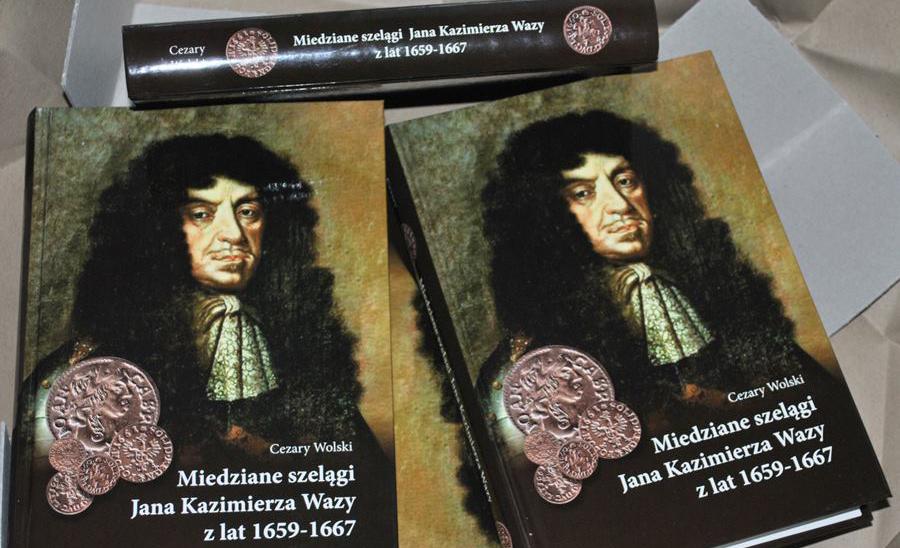 """Cezary Wolski """"Miedziane szelągi Jana II..."""""""