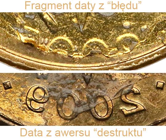Daty na destrukcie