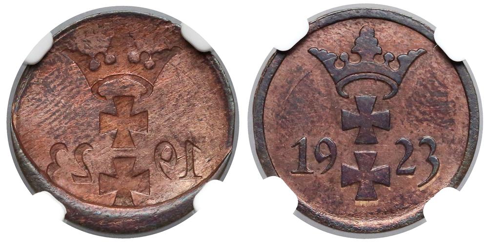 Spektakularny przykład z 2 aukcji GNDM