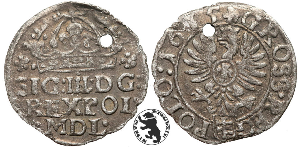 Grosz 1615... fajny nie ;)?
