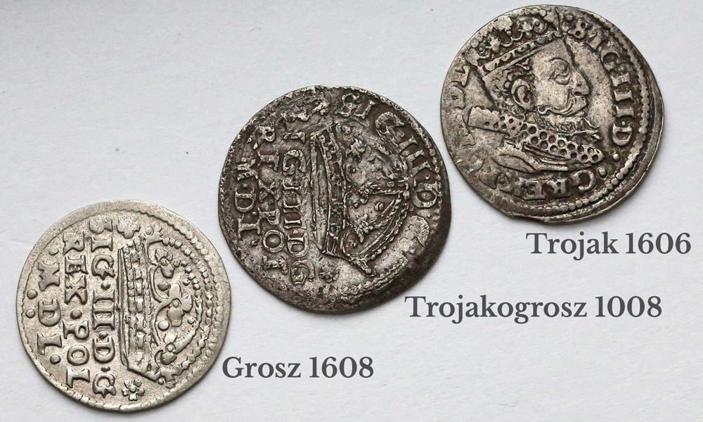 Grosz <- Trojakogrosz <- Trojak