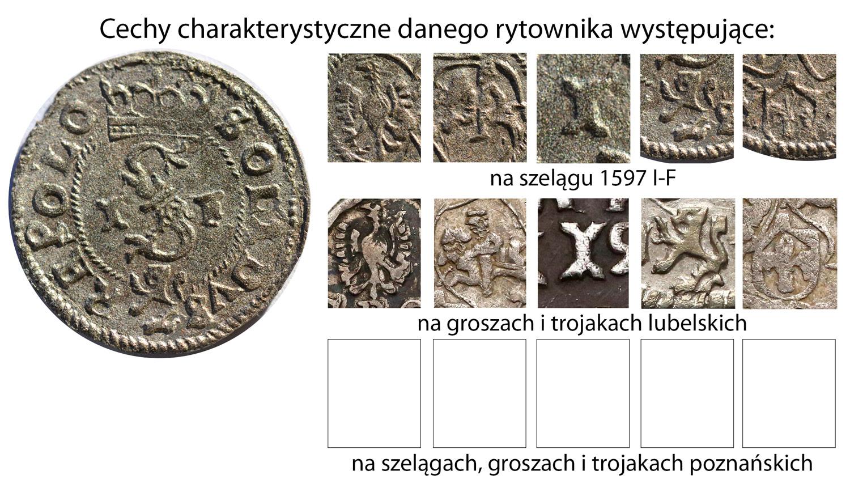 Cechy szeląga na tle monet Lublina i Poznania