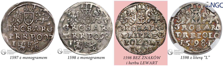 Cecha występująca w 1598 roku TYLKO w Lublinie!