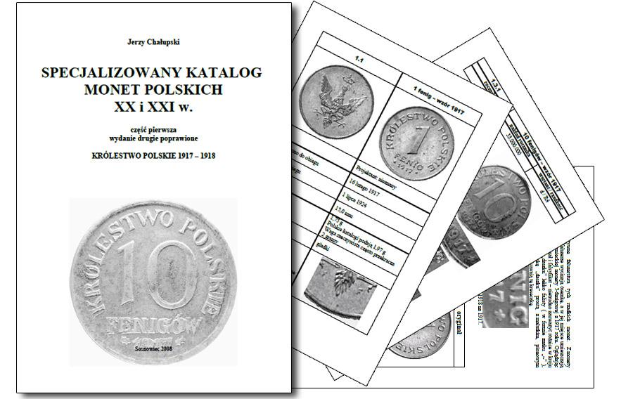 Katalog na Królestwo 1917-1918