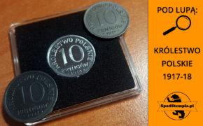 Królestwo Polskie - monety