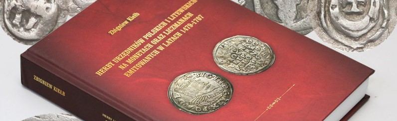 """""""Herby na monetach..."""" Z.Kiełb"""