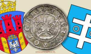 Półgrosze koronne bez daty Zygmunta I Starego