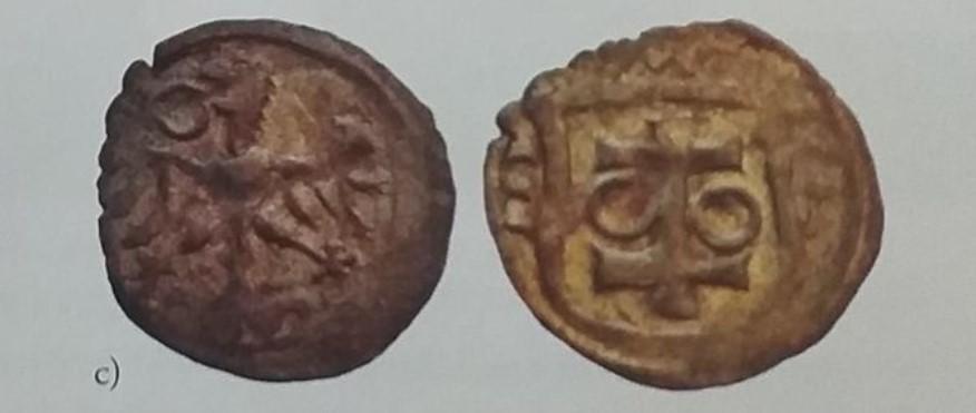 Denar wschowski Zygmunta I (Mennictwo Wschowskie)